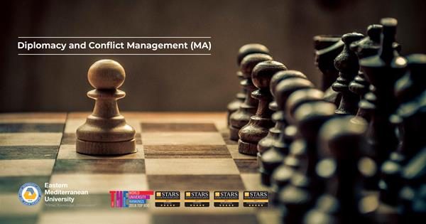 New masters program in Diplomacy and Conflict Management (with Thesis)