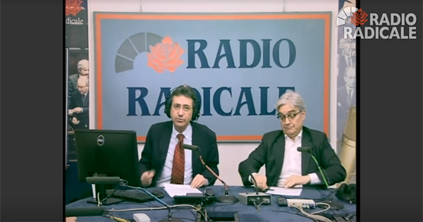 Prof. Dr. Ahmet Sözen gave an interview to Italian Radio Radicale