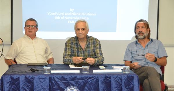 """Semi-Presidential System For A Federal Government in A United Cyprus"" is Discussed at EMU"