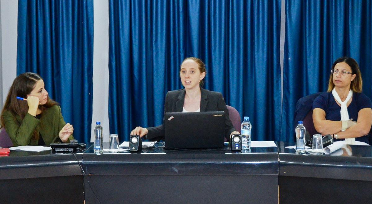 American Diplomat Amelia Vander Laan Gave a Seminar at EMU on Citizenship Rights